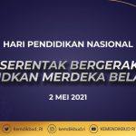Peringatan Hari Pendidikan Nasional 2 Mei 2021 SIC